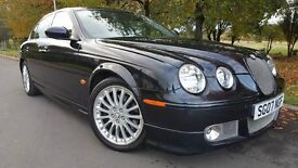 Jaguar S-Type 2.7 D V6 XS 4dr 1 OWNER FROM NEW, LOW MILEAGE, FINANCE AVAILABLE