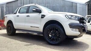 20 inch ssw cliff & tyres new suit ford ranger bt50 Colorado or hilux Cranebrook Penrith Area Preview