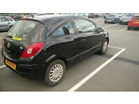 2008 VAUXHALL CORSA 1.0L 12V LIFE FOR SALE, 51750 MILES, GREAT CONDITION