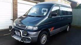 mazda bongo 2.5 diesel automatic needs looking at suit diy person drives 100% smooth and comfortable