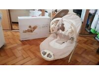 Mamas & Papas neutral unisex baby bouncer Great condition