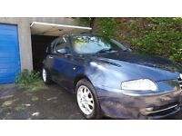 Alfa Romeo 147 - good condition inside and out MOT due August 2017.