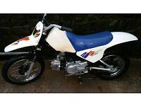 Pw 80 Replica motorbike open to swaps