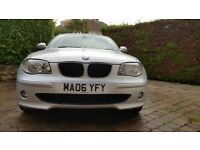 BMW 118d 2.0L Diesel (Reduced)