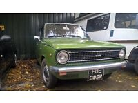 Daf 66 Classic estate in green 1975 needs some work px van or recovery truck ?