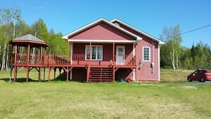 House and 6 acres of Land for sell in PORT BLANDFORD, NL