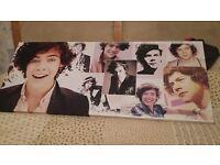 Harry styles canvas