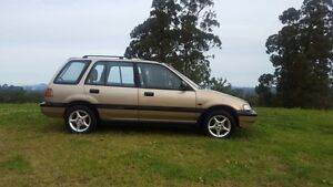 Rare Honda RTX 1.5l 4wd station wagon Dyers Crossing Greater Taree Area Preview