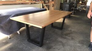 Timber Dining table Alderley Brisbane North West Preview
