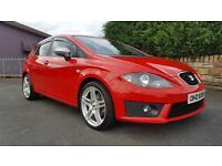 **FOR SALE** 2012 SEAT LEON FR CR 140