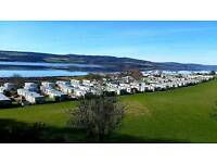 Self Catering Static Caravan for Holiday Lets on the Black Isle, by Inverness