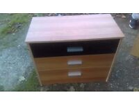 chest of drawers - free delivery