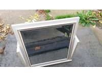 White solid wood dressing table mirror good quality