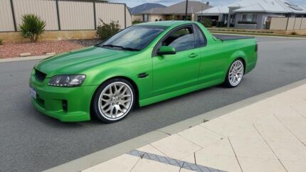 2008 Holden sv6 ute 210kw 6 speed manual!! Success Cockburn Area Preview
