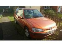 PEUGEOT 106 INDEPENDENCE 1.1 MANUAL
