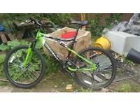 Apollo gradient mens mountain bike