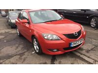 "Mazda 3 Ts2 12 Months M.O.T Service History Excellent Condition ""Cheapest On Gumtree"" ONLY£800"