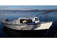 16 ft .Mayland Boat