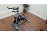 STAR TRAC SPINNING PRO SPINNING BIKE - EXCELLENT CONDITION