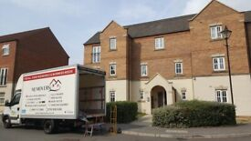 Stress Free House Removals & Man with a Van in Bramcote , Each load Fully Insured, Short Notice N