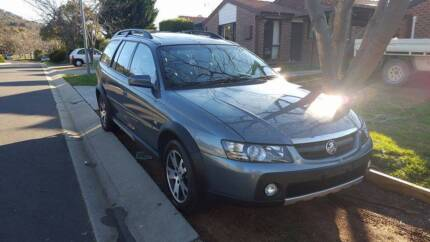 2006 Holden Adventra Wagon - Top of the line. Theodore Tuggeranong Preview