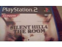Silent Hill 4 The Room - Konami - (PS2) Used and in excellent condition