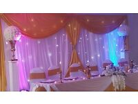 wedding and party decorations