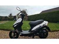 Lonjia 50cc spares or repairs 2016