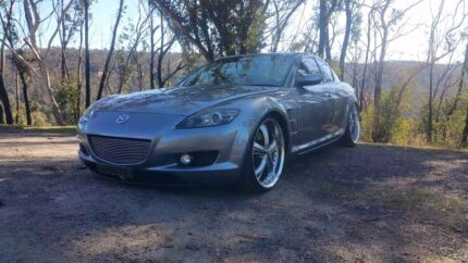 2004 Mazda RX8, Manual Luxury edition - Swap Lithgow Lithgow Area Preview