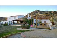 Beautiful Retreat House To Hire For Groups Aljariz Andalucia Spain Sleeps 12 in twin rooms
