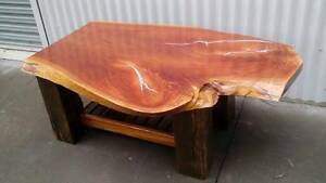 Natural Edge Furniture / Live Edge Furniture / Timber Slab Tables East Maitland Maitland Area Preview