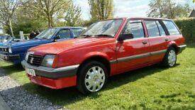 Vauxhall cavalier estate