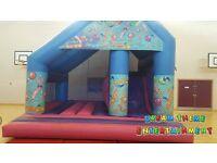 Airquee's Play n Slide bouncy castle