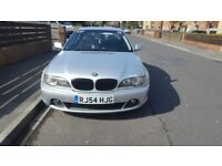 BMW 3 Series 320Ci 2.2L Sport Coupe 2dr FULL LEATHER [ QUICK SALE ] FULL SERVICE HISTORY £1900 !!!