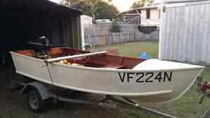 Timber Boat Grafton Clarence Valley Preview