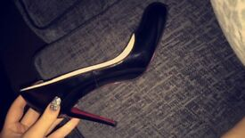Genuine Christian Louboutin Heels