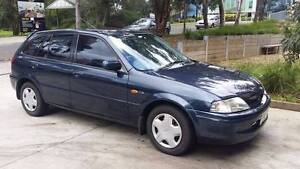 1999 Ford Laser Hatchback Notting Hill Monash Area Preview
