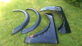 LAND ROVER DISCOVERY3 FRONT FENDERS