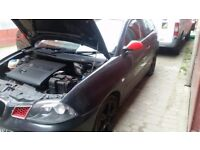 BREAKING most parts available 2007 seat ibiza 1.4 16v formula sport 85k miles very good engine