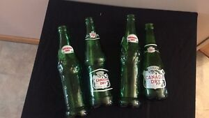 2 Canada Dry and 2 American Dry
