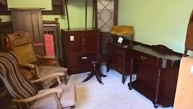 garage clearance furniture