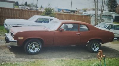 1974 Chevrolet Nova  1974 Nova SS