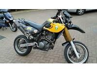 MZ Baghira 660cc