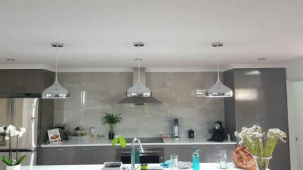 PERTHS LIGHTING SPECIALIST, LED DOWNLIGHTS - FULLY INSTALLED!!