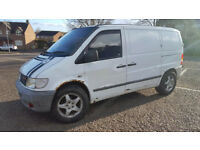 2002 Mercedes Vito 110 CDI Camper Day Van * MOT - Converted - Bed - Leis Batt *