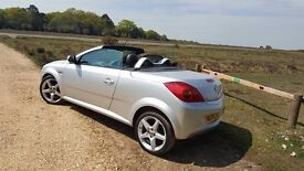 Tigra for sale or swap, get ready for the summer.
