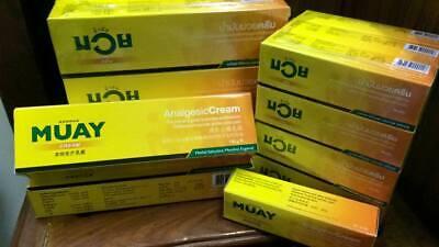 1 box 100g. Namman Muay Thai Boxing Cream Liniment Muscle Pain Relief