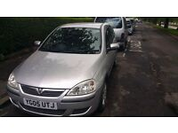 1.0 2005 corsa VERY LOW MILES. Ideal first car