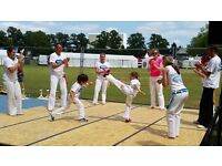 Capoeira ** Brazilian Martial Art Music Dance for 5-11 y.o. kids ** 1st class FREE