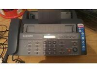 samsung fax machine